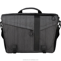 Waterproof Fashion Casual DSLR Messenger Camera and Laptop Bag for Digital Single Lens Reflex Camera