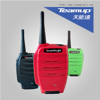 UHF 400-470MHz MiNi Radio walkie talkies with 3 different colors for you choose