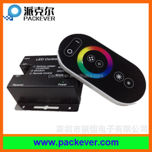 CE & RoHS 12-24V remote wireless control led lights RGB controller