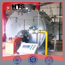 China Professional OEM Pellet Burning Steam Boiler with Long Service Life