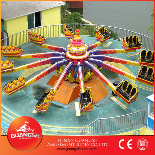 Crazy Jumping ! Theme Park amusement Bounce machine jumping rides for sale