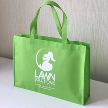 Supermarket Non Woven Foldable Shopping Bag