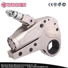 performance durable high toughness torque hydraulic wrench,with CE approved