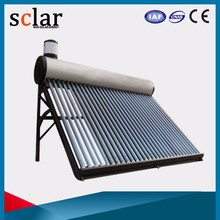Excellent quality good price list rooftop solar water heater portable solar system