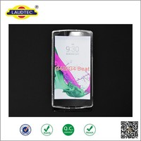 High quality crystal clear tpu back case cover for LG G4S G4 beat