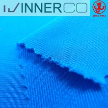 Super poly brushed knit 100 polyester tricot fabric