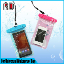 100% Sealed Universal Waterproof Bag Pouch Phone Case for All Cell phone