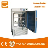 Double Doors Incubator Microbiology Laboratory Equipment