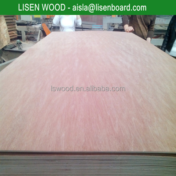 Bintangor Door Skin Plywood 915x2135mm , Veneered plywood door skin wbp glue
