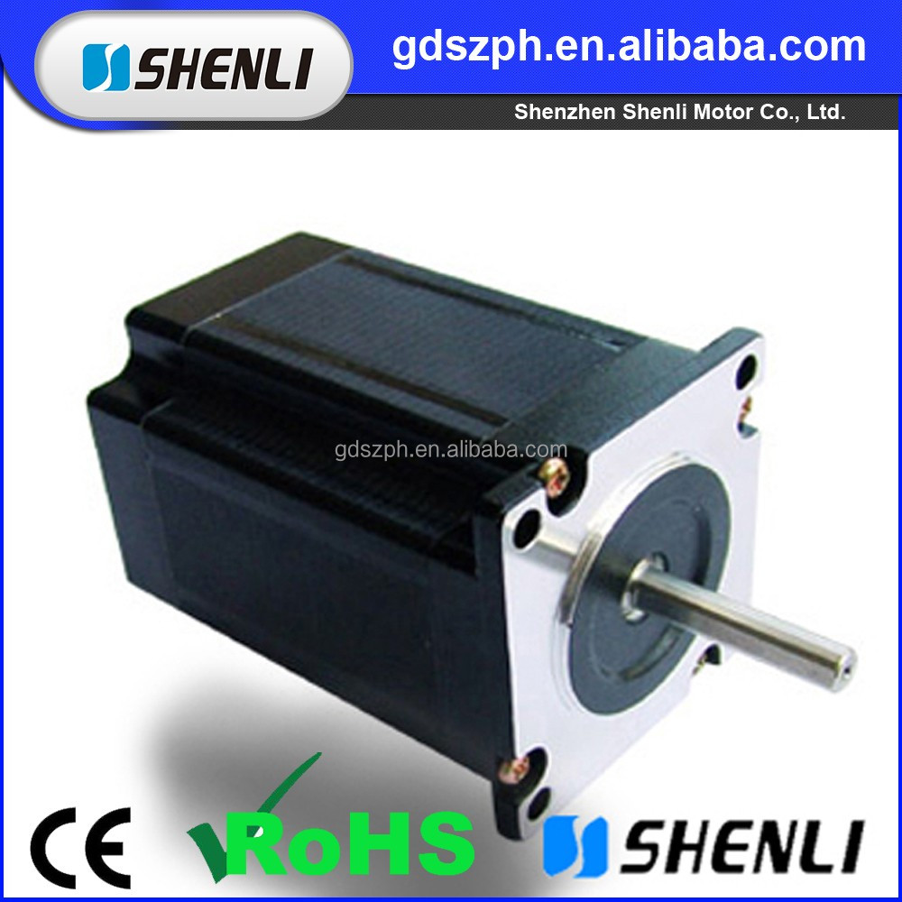 Hybrid closed loop stepper motor two phase stepper motor for Stepper motor buy online