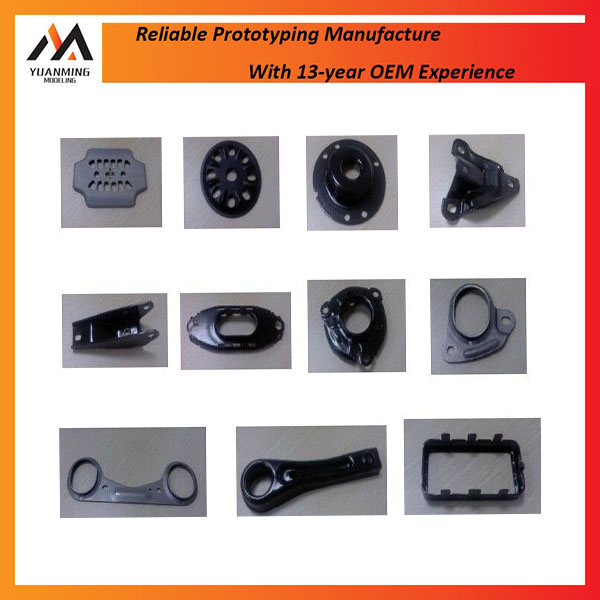 5 axis cnc machine cnc milling metal stamping auto spare parts