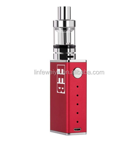 Original Electronic Cigarette FEB 50W Variable Wattage Mod Electronic Cigarette