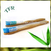 2015 best quality disposable designer toothbrush with name