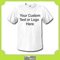 Custom new model plain 100 cotton city t shirts with text printing logo