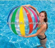 inflatable beach ball,, swimming pool toy, inflatable air ball