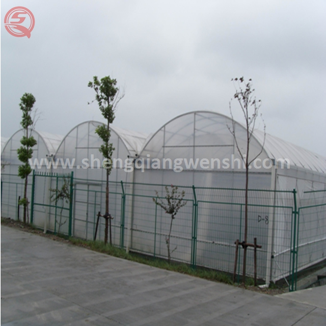 Used industrial hydroponics grow kit plastic greenhouse for plants