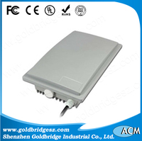 2.45G active long range RFID card reader for parking lot system