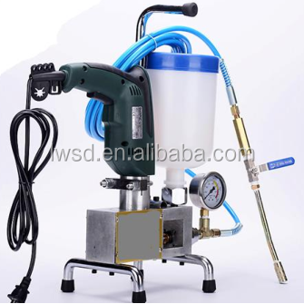 China low price pu grout pump