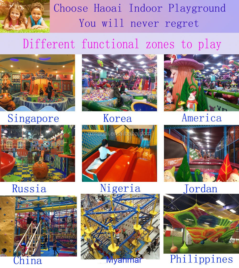 A-15602 New games! Trampoline park/climb net/rope course on sale
