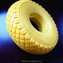 3.00-4 Small Pneumatic/PU/Solid Rubber Wheel For Barrow/Trolley