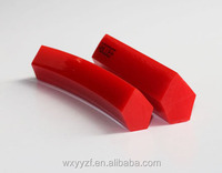 Polyurethane V-belt. PU ridge top belt