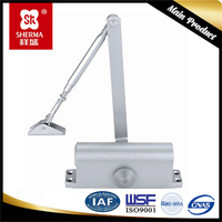 High quality automatic fire rated ul listed remote control door closer