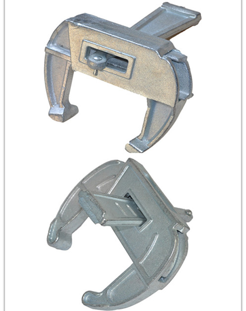 Q235 and Q345 material round spring clamps and beam clamp capacity for scaffolding formwork spare parts