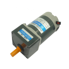 150rpm high torque dc gear motor 25watt 24v 90mm gear box