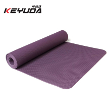 Wholesale Eco-Friendly TPE Yoga Mat Rubber Yoga Mat High Quality