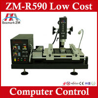 Original Zhuomao Factory ZM-R590 price, ZM-R590 BGA rework station for laptop motherboard ps3 bga chip repair