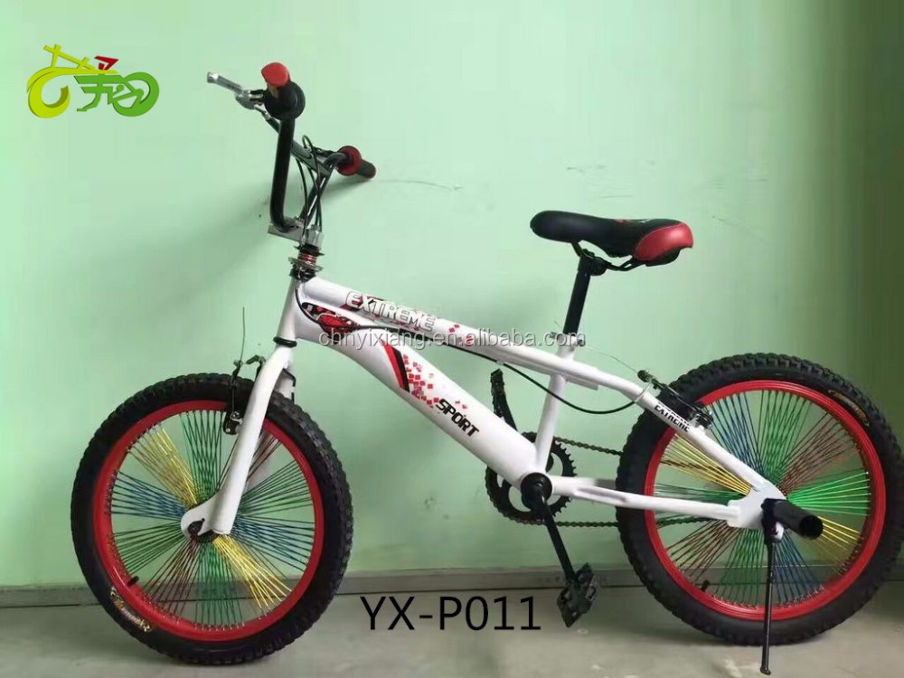 2016 New Style 20 inch Copy freestyle bicycle Wholesale