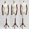 woman mannequin for clothes half body sex doll adjustable hands mannequin