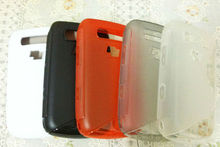 For Blackberry 9700 TPU Back case