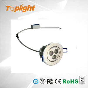 high 3W COB Ceiling LED down Light Replace Philip 8W fluorescent lamp