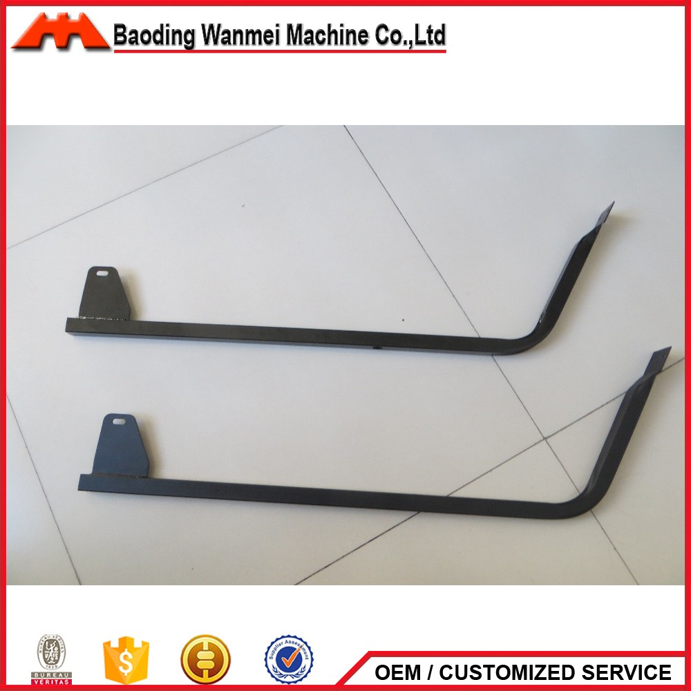 Auto parts bending welding bracket angle iron and steel square pipe
