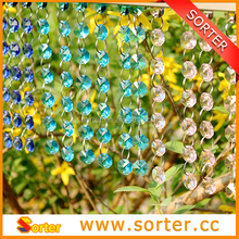 Wedding Acrylic Crystal Bead Curtain for backdrop curtain