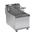 BN-903 Cosbao Counter Top Single Basket CE Approved Commercial Electric Deep Fryer