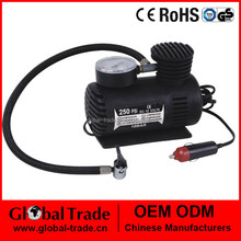 12V Air Pump Tyre infator compressor 250PSI 300PSI Car Air Compressor 12 Volt Air Inflator A106