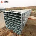40*80*3.5 mm Galvanized hollow section Square & rectangular steel pipe steel tube