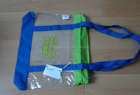 pvc bag/ nice hot sale hanger pvc bags/ zippers for bags