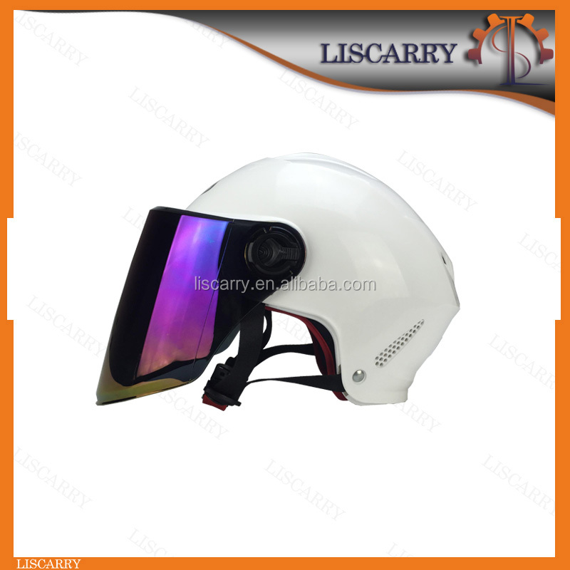 ABS material full face motorcycle helmet from Chinese factory