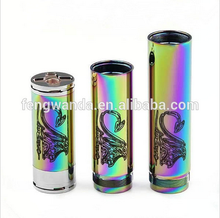 Factory price mechanical mod infinite black copper stingray mod