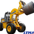 High quality best price 16 ton steel coil loader to handle steel coil
