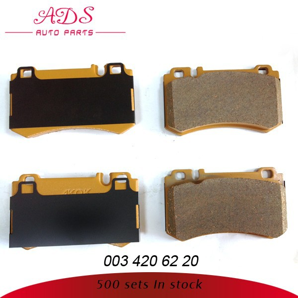 auto parts cross reference brake pads for E55 OEM: 003 420 62 20