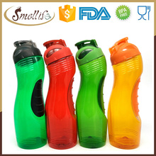 24oz Customized 860ml S shaped wave PVC plastic water sports bottle