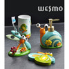 Children Style Polyresin Bathroom Accessories
