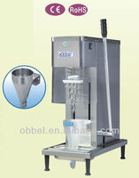 CE fruit gelato freeze yogurt mixer