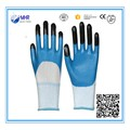 Strengthen finger nitrile work glove