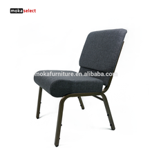 Wholesale Cheap Padded Furniture Stacking Church Chair