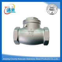 high quality stainless steel 1/2